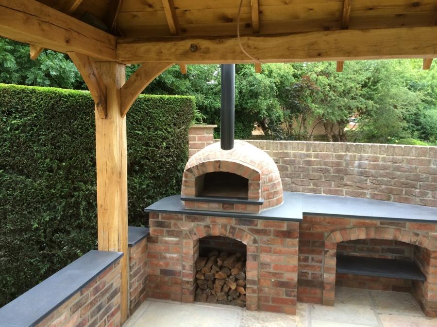 pizza ovens my outdoor kitchens. Black Bedroom Furniture Sets. Home Design Ideas